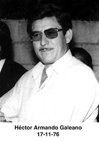 Héctor Armando Galeano